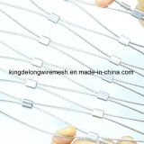 Flexible X-Tend Stainless Steel Balustrade Cable Net