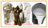 Resin Sculpture Molds Making Liquid Silicon