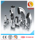 ASTM 304 304L 304h Stainless Steel Fittings 45 Degree Elbow