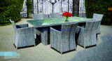 Wicker Sofa Outdoor Rattan Furniture Chair Table Wicker Furniture Rattan Furniture for Outdoor Furniture (Hz-BT128)