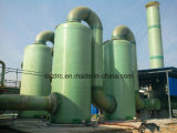 FRP Scrubber Tower Gas Absorption Tower Wast Gas Cleaning Machine