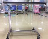 Factory Direct Price Hospital Dining Bed Side Table with Adjustable Spring Lifting