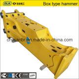 Used Excavator Hyundai 130W Used Jack Hammer Sale