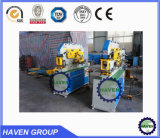 Q35Y-35 Hydraulic Ironworker combined Punching and Shearing Machine