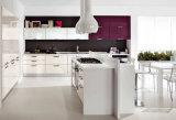 Modern Design Lacquer Series Kitchen Furniture (BR-L002)