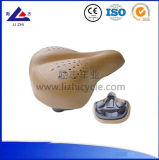Wholesale Good Leather Bike Bicycle New Design Saddle
