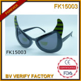 PC Frame with Cartoon Cat Sunglasses for Kids (FK15003)