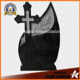 Stone Headstone Black Granite Monument
