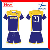 Healong Hot Sale Clothing Sublimation Club Football Jersey