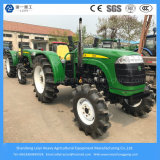 China Agricultural Machinery 4WD 55HP Small Farm Tractor