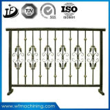 Q235/Cast Iron Sand Casting Fence Parts with Customized Service