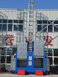 Safety Passenger Hoist /Double Cage, Construction Site Passenger Hoist
