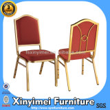 Aluminium Stackable Used Golden Banquet Chairs for Sale (XYM-L121-2)