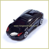 Mini Car Speaker - X6 Car Shape Support FM TF USB with LED Screen Display