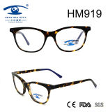 New Arrival Demi Acetate Optical Frame Eyewear Glasses (HM919)