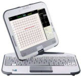 Med-ECG-12 Lead12 Channels Laptop Portable Wireless ECG Machine