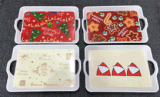 Cheap Plastic Food Serving Tray