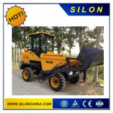 Silon Brand 3t Dumper Truck Sld30 with Self-Loading Bucket