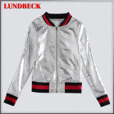 Fashion Solid Color Jacket for Women Winter Wear