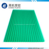 Glittery Plastic Polycarbonate Hollow Sheet with UV Protection