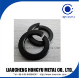 Helical Spring Lock Washer Without Coating