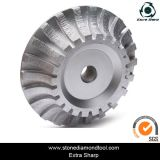 Sintered Continuous Stone Profiling Wheel for Grinding Machine