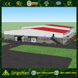 China Pre-Fabricated Steel Frame Warehouse Construction Cost (LS-SS-212)