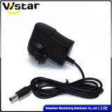 High Quality AC DC Adapter 12V 1A Power Wall Adapter with Ce FCC UL Certifications Adaptor for LED Strip Use