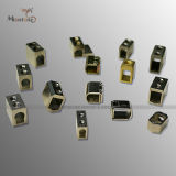 High Precision Brass Terminal Connector, Clamp & Elevator with Special Wiring Hole (MLIE-BTL008)