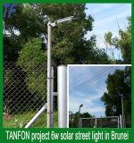 Professional Solar Street Lighting Manufacturer 80W Solar Street Light with Pole