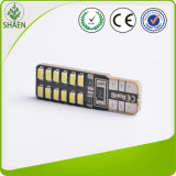 High Brightness 24SMD 3014 T10 Car LED Light