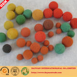 Cleaning Rubber Sponge Ball for Power Plant