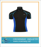 Fashion Men Tight Wear with Contrast Side Panel