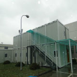 Prefabricated Flat Pack Cabins with CE Certification