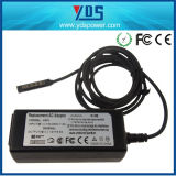 12V 3.6A Switching Power Adapter with 5 Pin for Microsoft