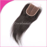 Popular Top Quality Brazilina Human Hair Closures