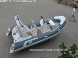 Liya 17 Feet Rigid Hull Fiberglass Inflatable Boat China