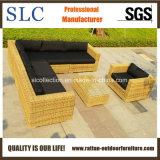 Outdoor Wicker Furniture / Chesterfield Sofa Set/Soft Sofa Set (SC-B6018-E2)