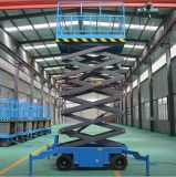 Low Profile Semi Propelled Best Hydraulic Lift Table for Sale