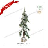 H100-140cm Outdoor PE Decorative Artificial Christmas Tree Christmas Decoration