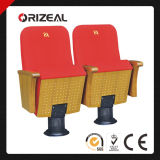 Orizeal Push Back Big Back Folding Theatre Seat