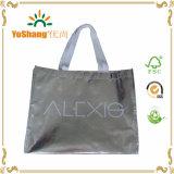 2016 New Style Silver Color Laminated Non Woven Bag