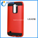 PC+TPU Slim Armor Mobile Phone Case for LG K10