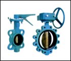 Centerline Wafer and Lug Type Butterfly Valves