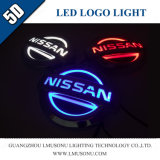 Auto 5D LED Logo Badge Light for Nissan