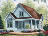 Prefabricated House (4597)