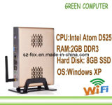 2013 Latest Wireless X86 Mini Computer Thin Client Thin Station with Intel Atom D525 Processor Dual-Core 1.8g and 2GB RAM