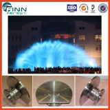 Morden Style Lighted Buddha Water Fountain Music Control