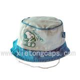 Children Hat with Adjustable Belt (JRC013)