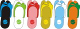 Disposable Hotel Massage SPA Slipper Flipflop